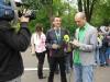 Bieg dookola zoo 2010_gizynski-wywiad-TVN-Warszawa