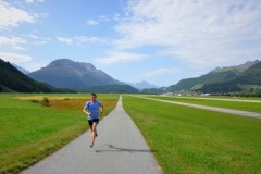 Obóz Sant Moritz sierpień
