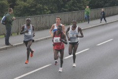Mistrzostw Polski w Półmaratonie Piła 2009